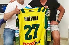 Peter Húževka hockey player, MsHK Žilina Hockey Club