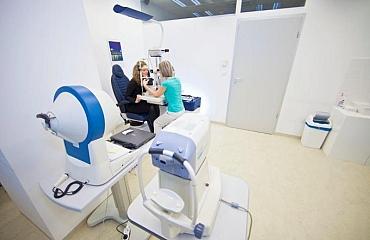 očná klinika Bratislava 14