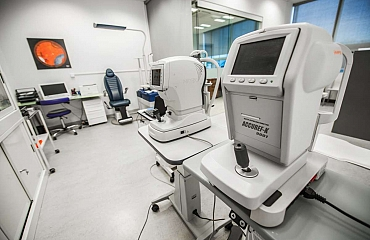 očná klinika Bratislava Aupark 28