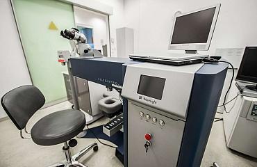 očná klinika Bratislava Aupark 41