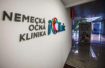 očná klinika Bratislava Aupark 43