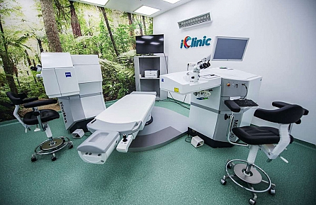 OUR EYE CLINIC IS STILL OPEN. We operate as usual without any restrictions