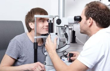 How often should you have your eyes examined according to the experts?