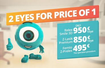 Two-eye surgery for the price of one