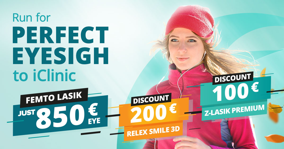 campaign on Relex Smile 3D and Z-Lasik Premium